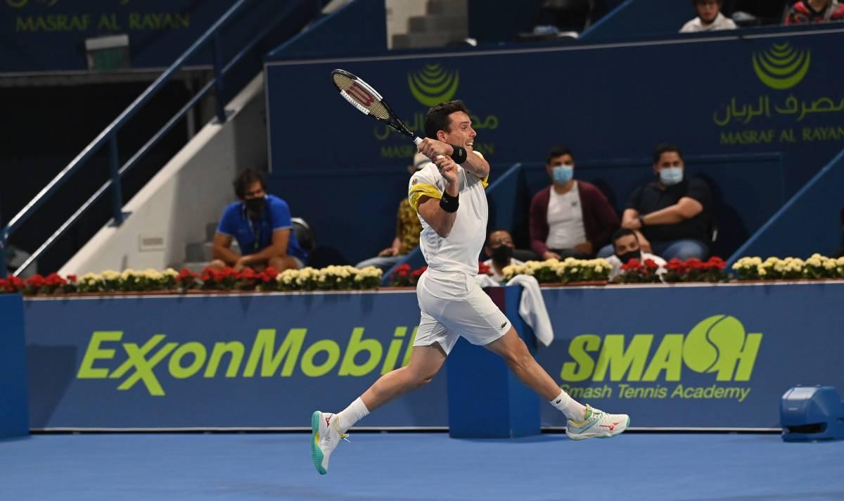 Роберто Баутиста-Агут - Пабло Андухар: Прогноз и ставка на матч ATP Барселона