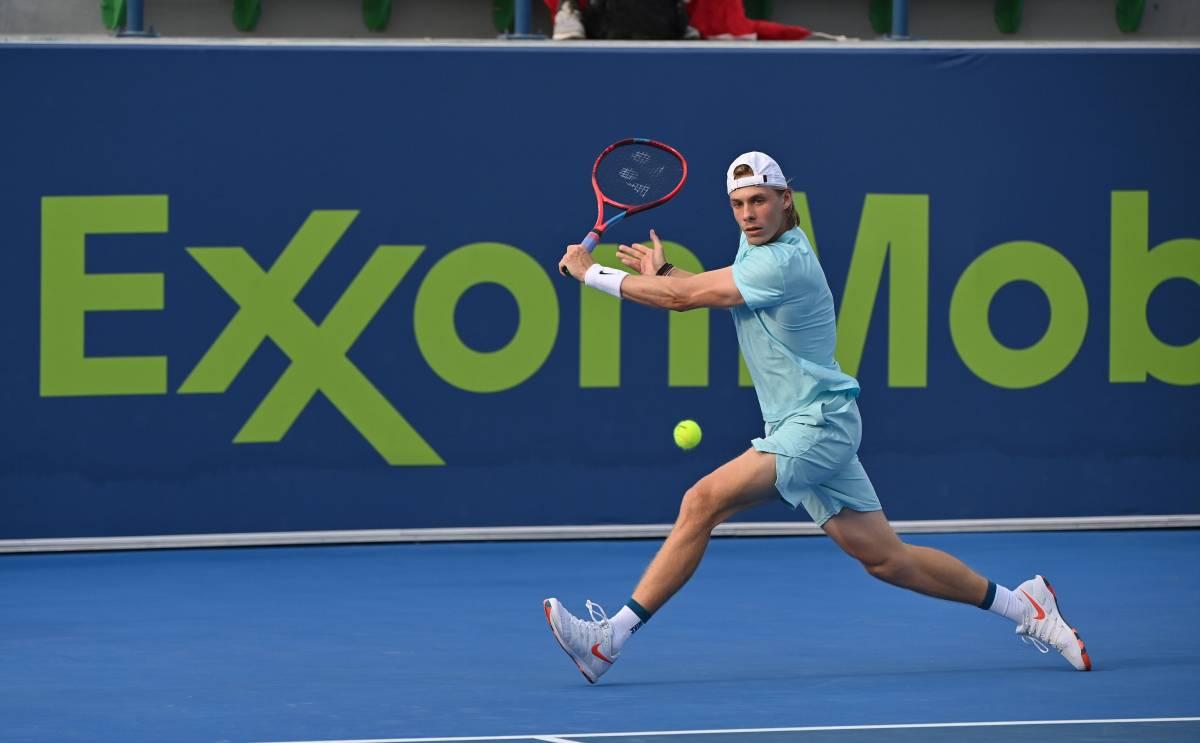 Денис Шаповалов - Жереми Шарди: Прогноз и ставка на матч ATP Барселона