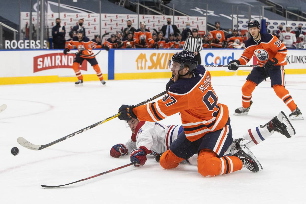 Edmonton Oilers - Vancouver Canucks: forecast and bet on NHL game
