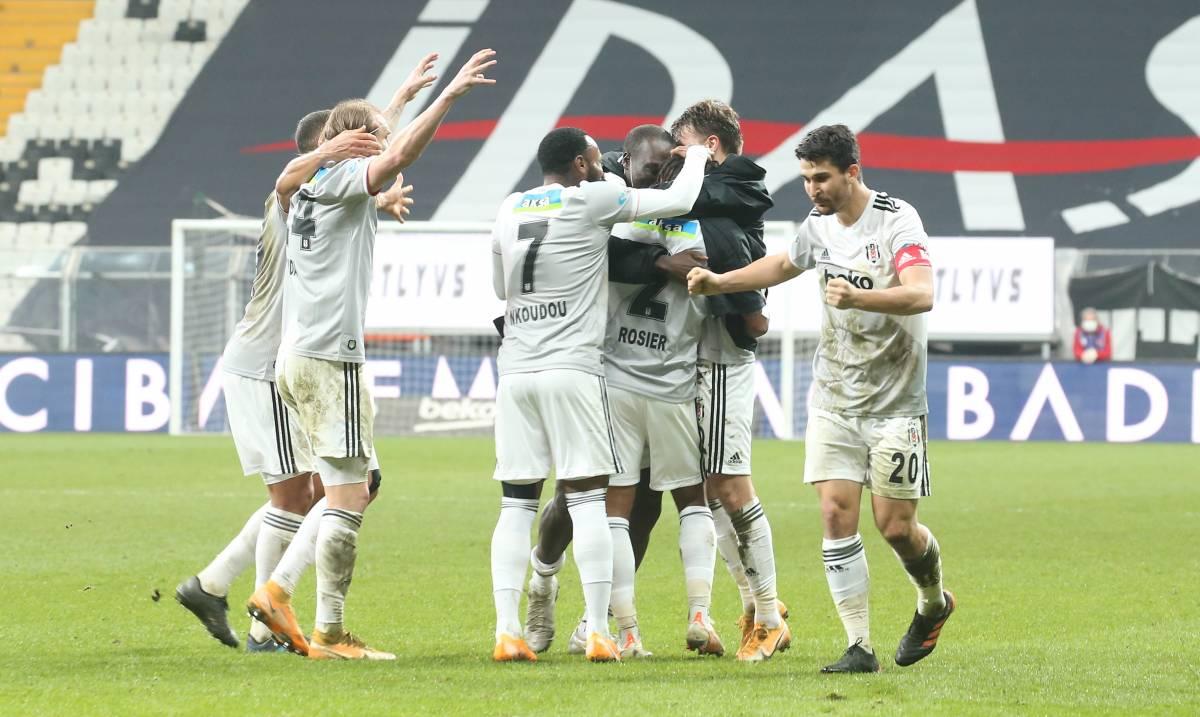 Гёзтепе - Бешикташ: Прогноз и ставка на матч чемпионата Турции