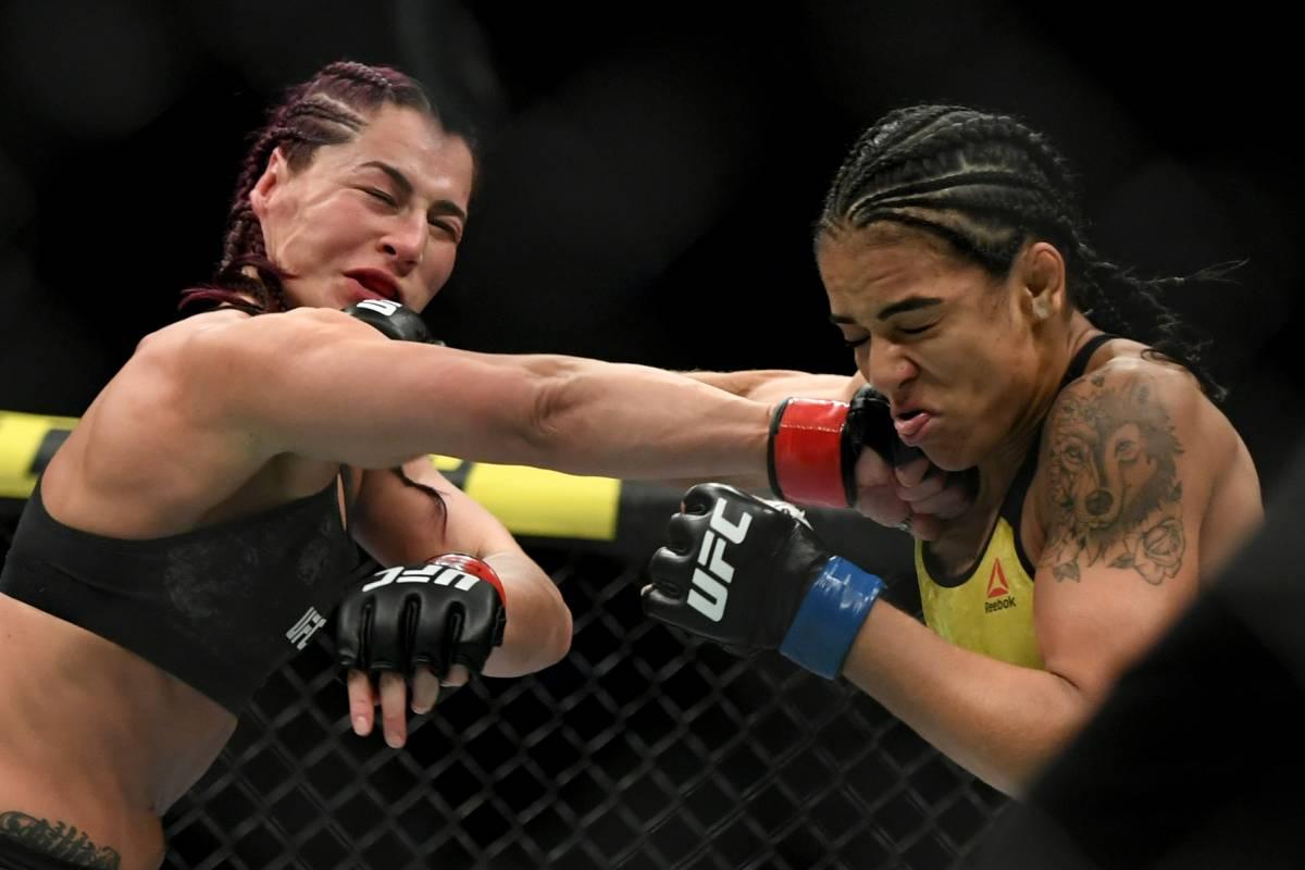Кэтлин Чакагян - Вивиан Арауджо: прогноз на бой UFC