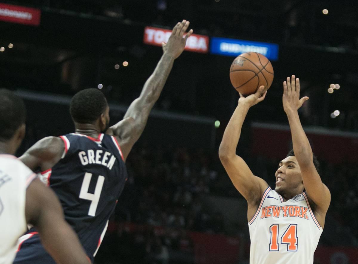 New York Knicks - Boston Celtics: Prediction and bet on the NBA match