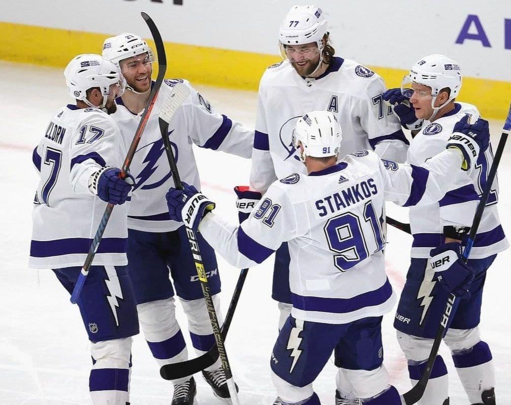 «Флорида» - «Тампа-Бэй»: прогноз и ставка на матч плей-офф НХЛ