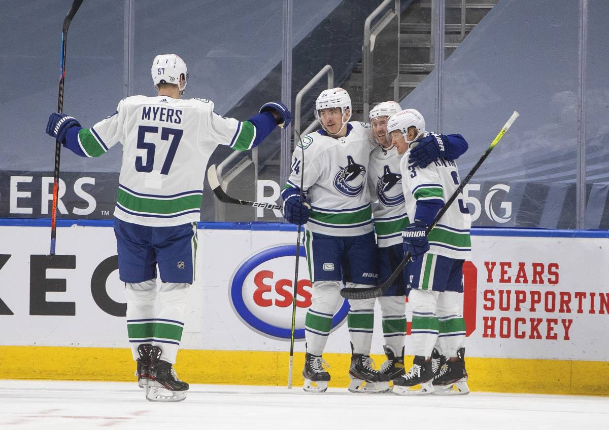 Vancouver Canucks - Calgary Flames: forecast and bet on NHL game