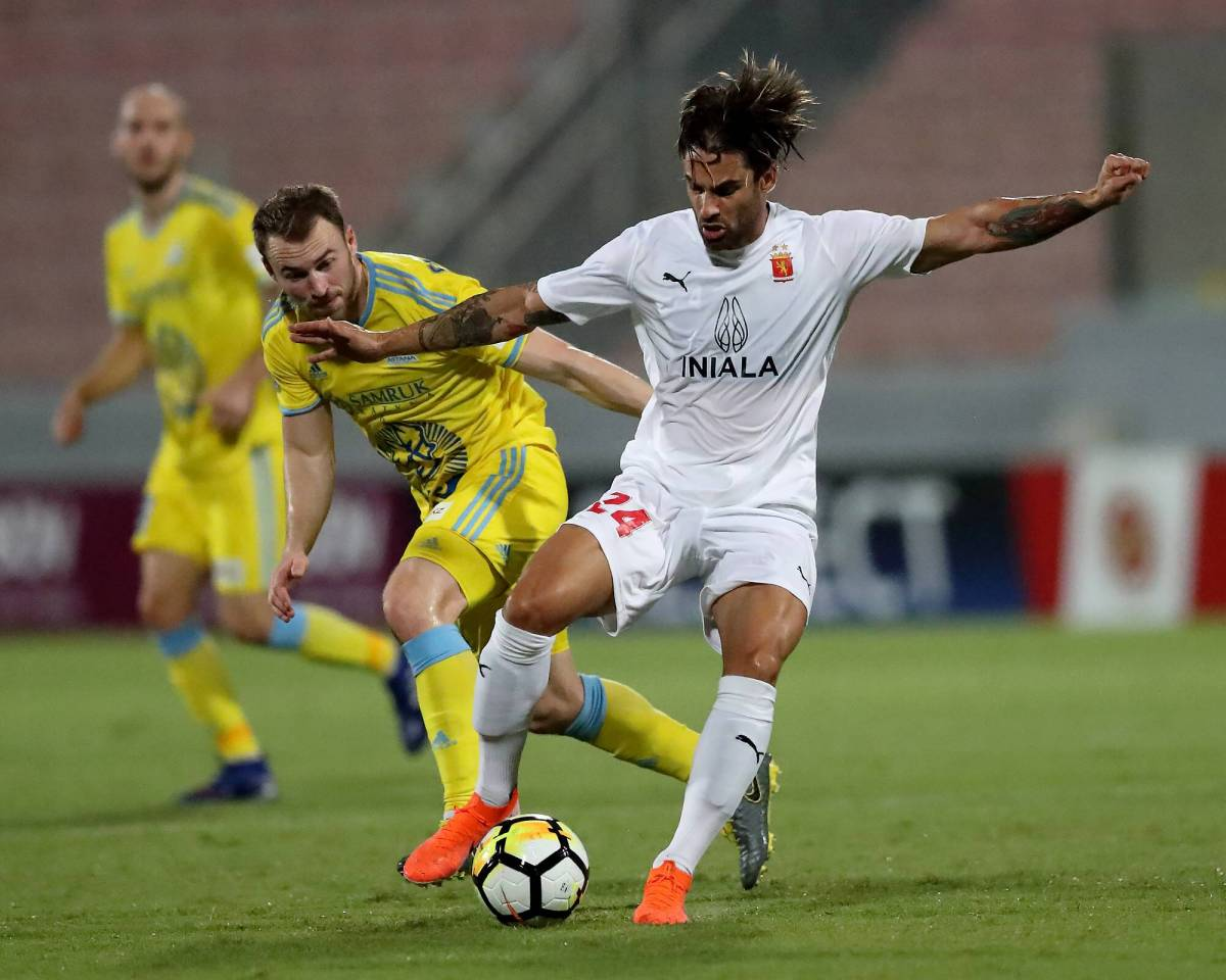 Kaisar - Astana: Forecast and bet on the match of the championship of Kazakhstan
