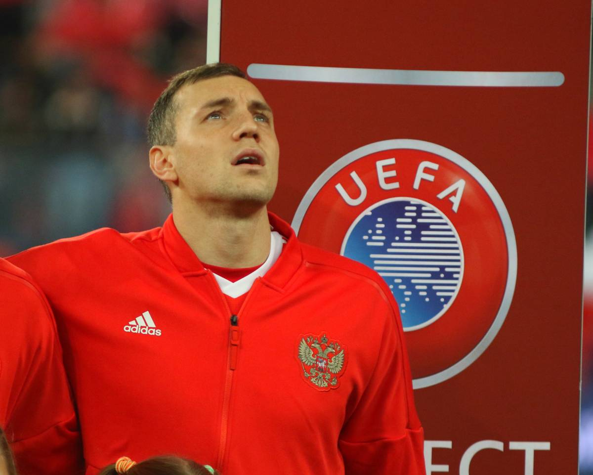 Belgium - RUSSIA: Forecast and bet on the match from Viktor Gusev