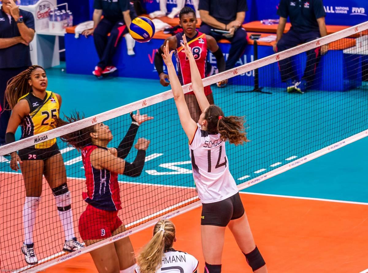 Голландия - Доминиканская Республика: прогноз на матч женской волейбольной Лиги наций