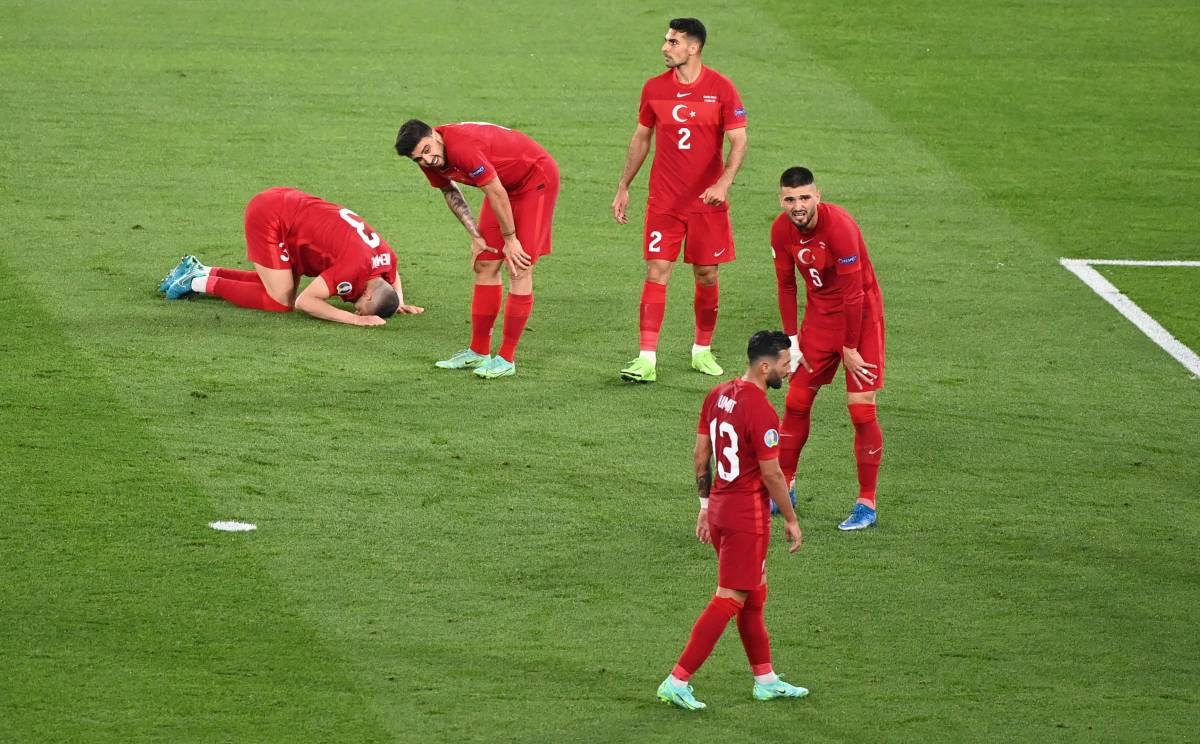 Турция - Уэльс: Прогноз и ставка на матч ЕВРО-2020