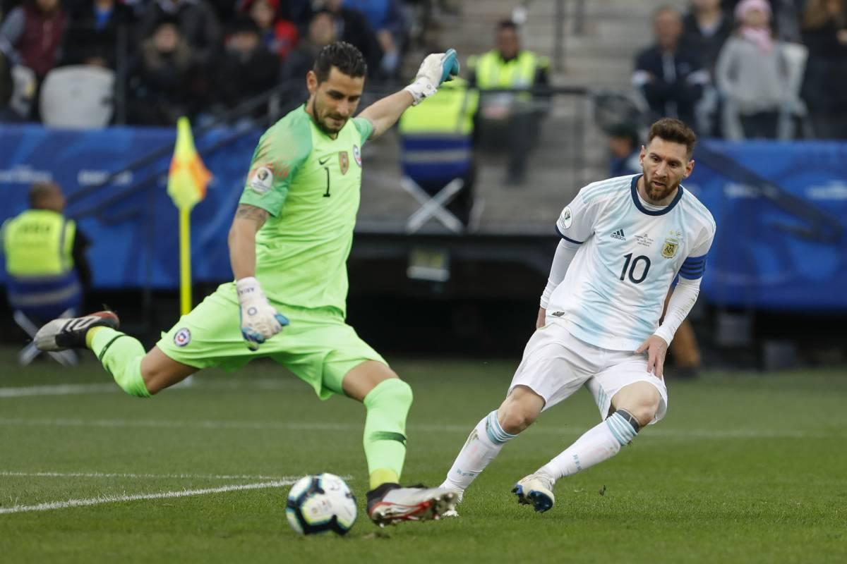 Аргентина - Чили: прогноз на матч Кубка Америки по футболу
