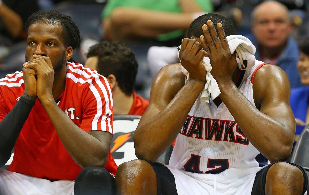 Atlanta Hawks - Philadelphia Sixers: prediction and bet on the NBA Playoffs