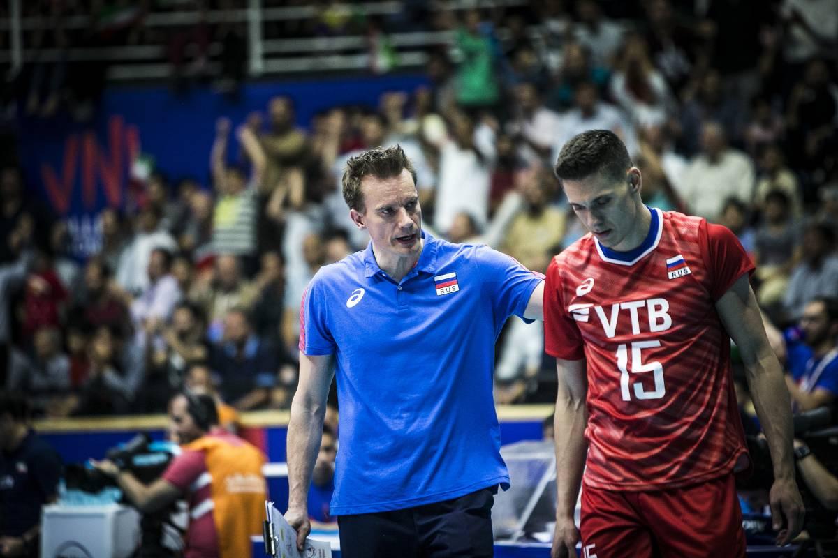 Россия - Сербия: прогноз на матч мужской волейбольной Лиги наций