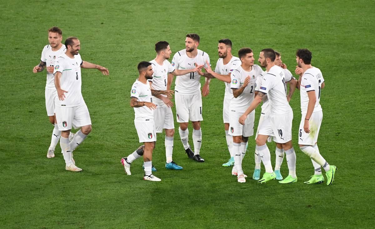 Италия – Швейцария: прогноз на матч чемпионата Европы по футболу