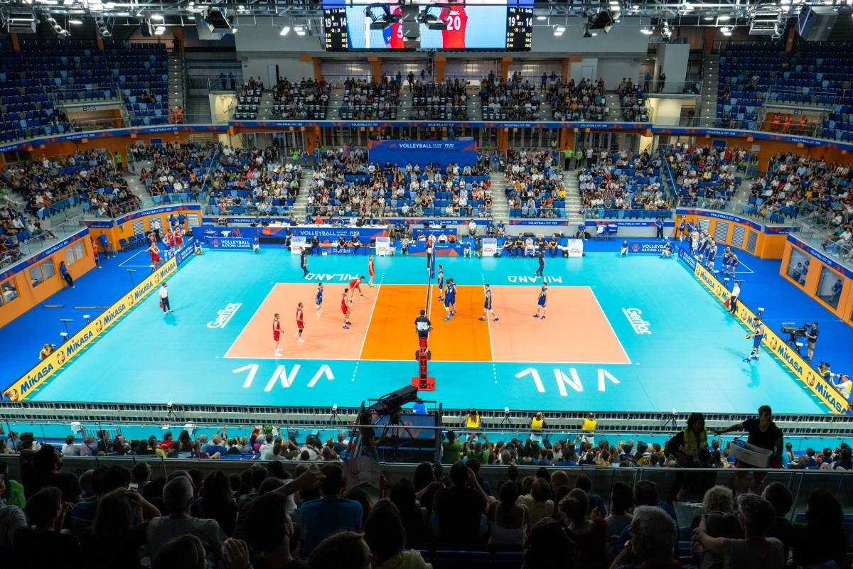 Аргентина - Россия: прогноз на матч мужской волейбольной Лиги наций