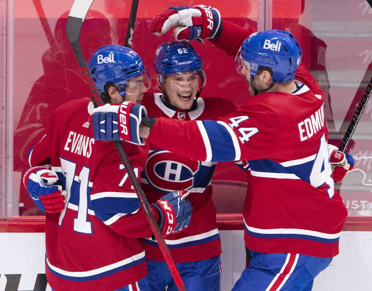 Vegas - Montreal: forecast and bet on the NHL Playoff game