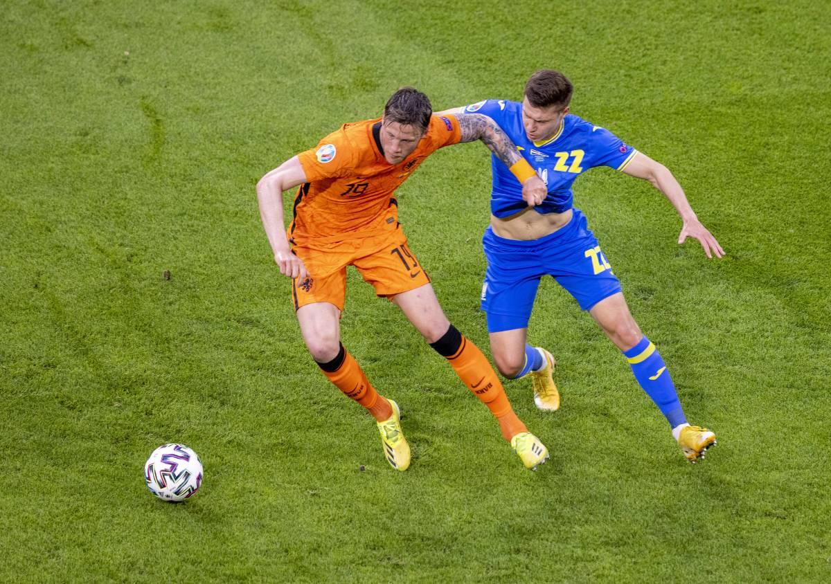 Украина – Северная Македония: прогноз на матч чемпионата Европы по футболу