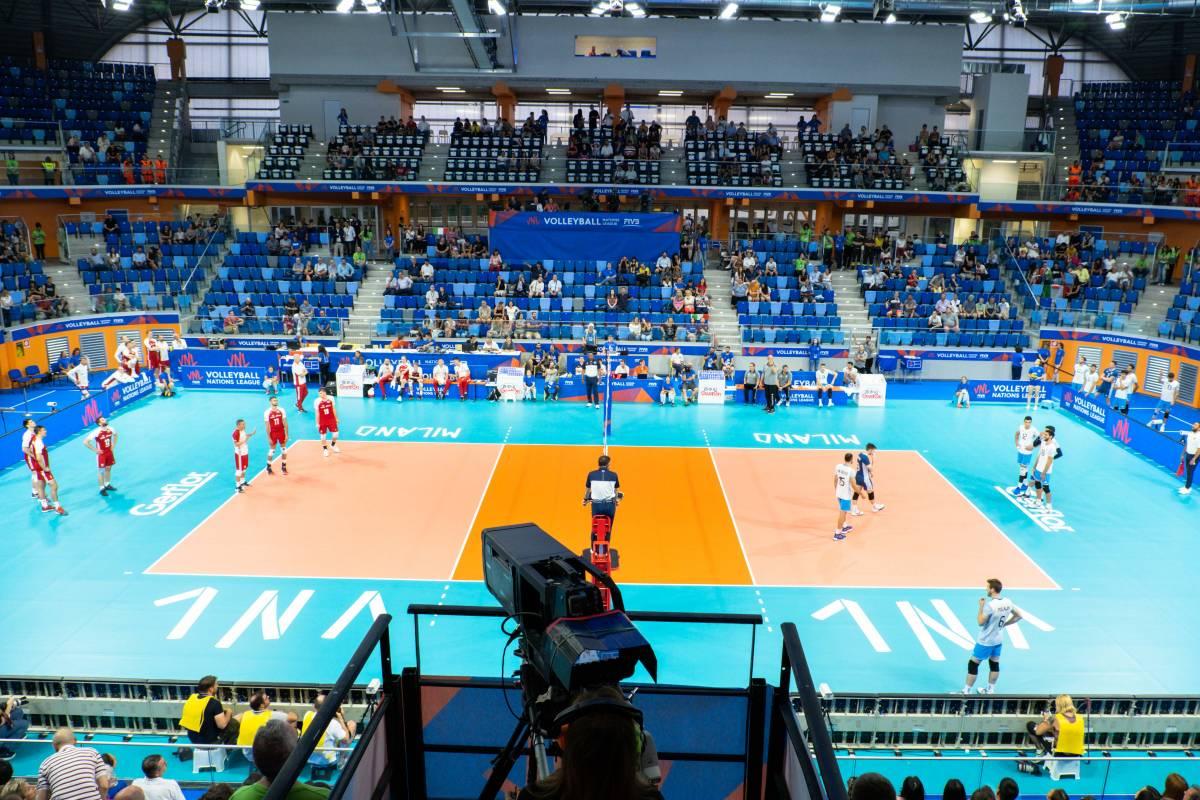 Аргентина - Сербия: прогноз на матч мужской волейбольной Лиги наций