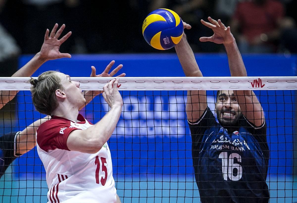 Иран - Словения: прогноз на матч мужской волейбольной Лиги наций