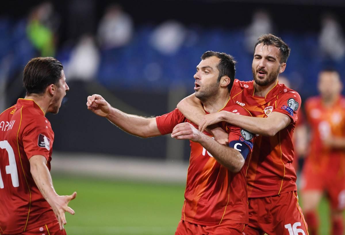 Северная Македония - Голландия: Прогноз и ставка на матч ЕВРО-2020