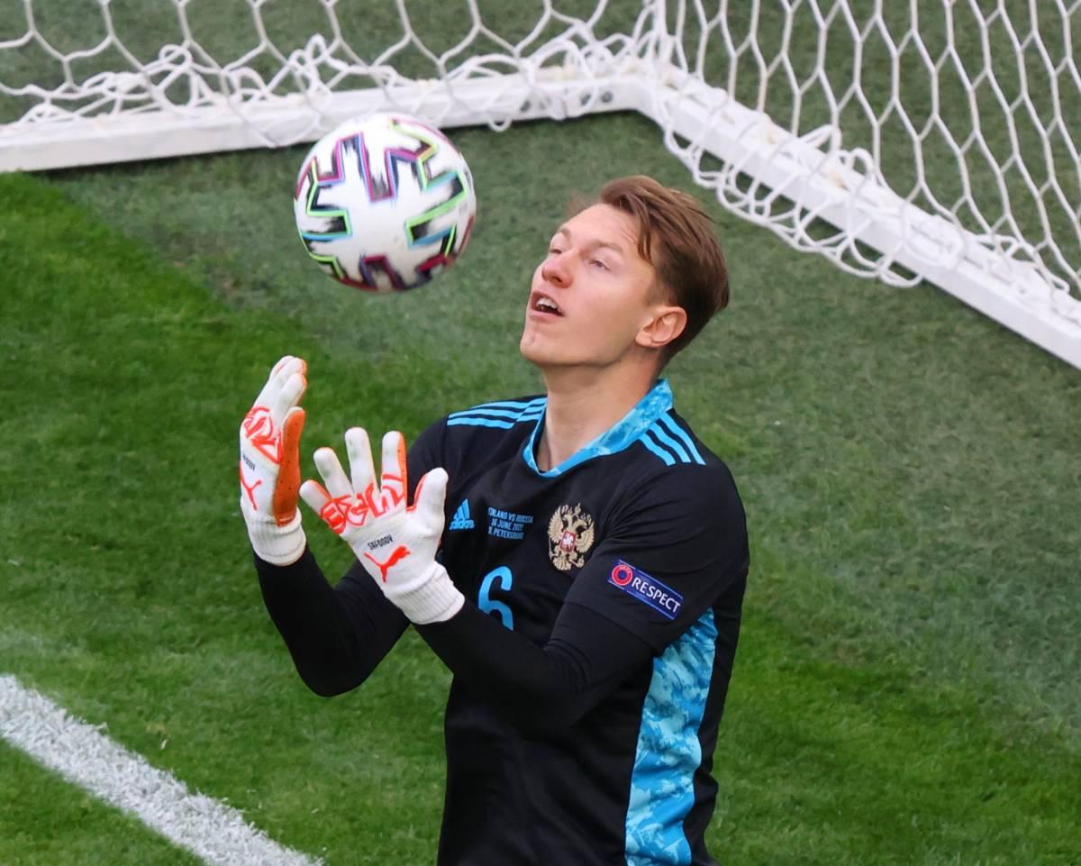РОССИЯ - Дания: Прогноз и ставка на матч ЕВРО-2020