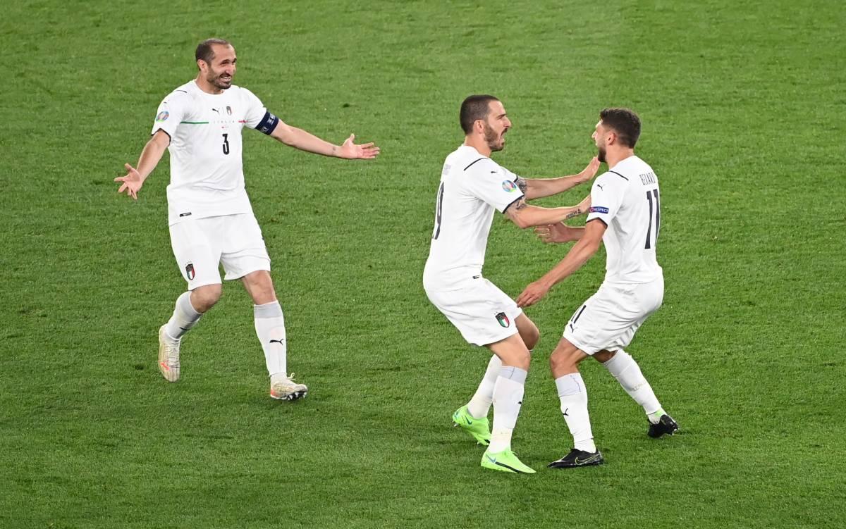 Италия - Уэльс: прогноз на матч чемпионата Европы по футболу
