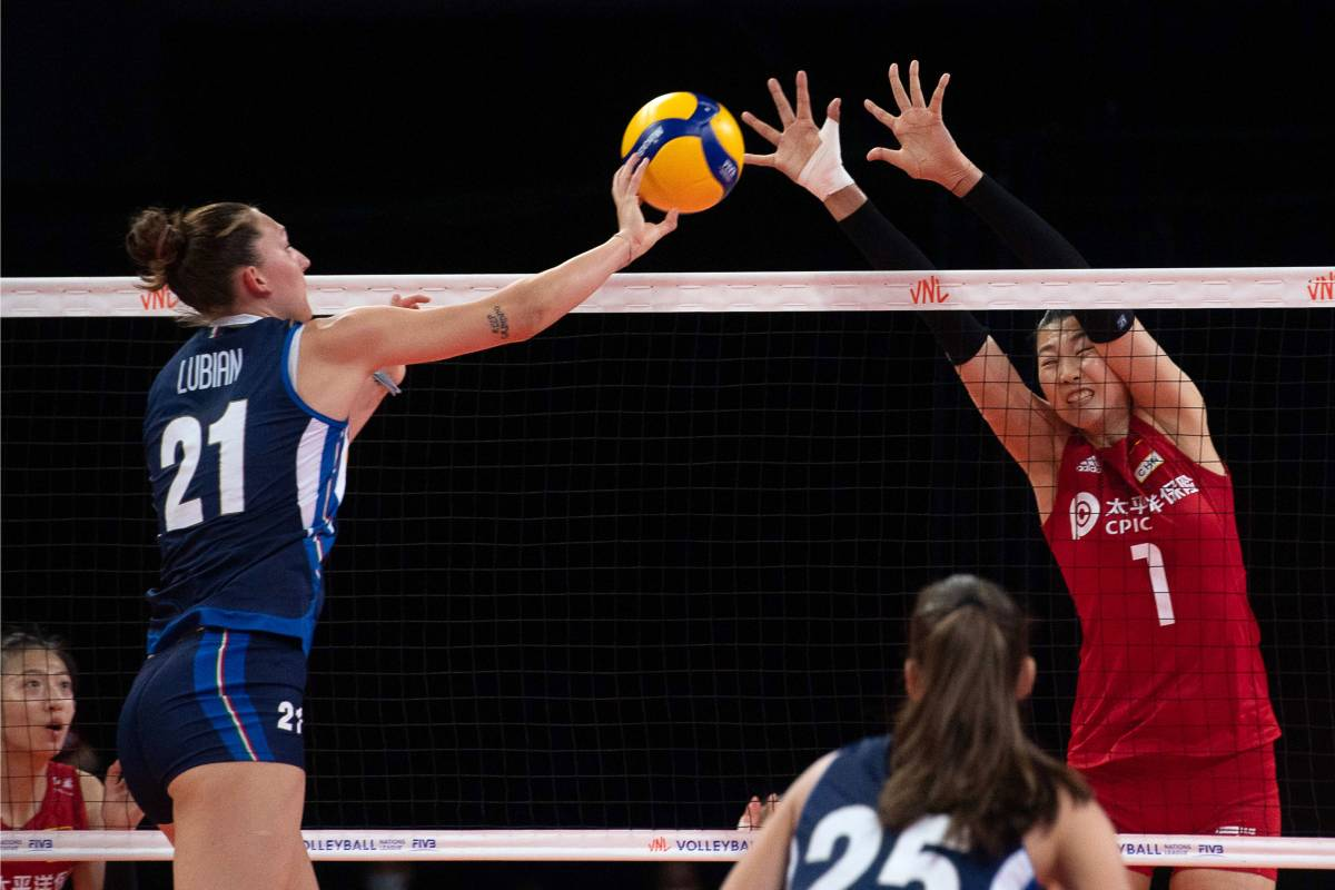 Thailand vs Italy: forecast for the Women's Volleyball League of Nations match