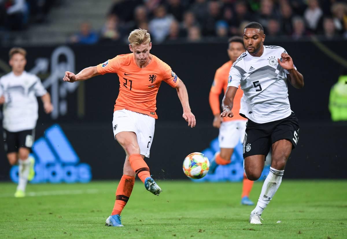 Северная Македония - Голландия: прогноз на матч чемпионата Европы по футболу