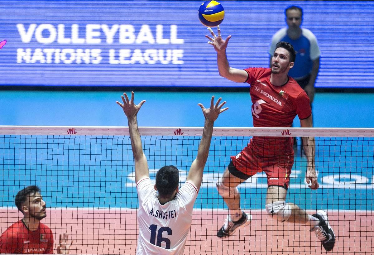 Франция - Иран: прогноз на матч мужской волейбольной Лиги наций