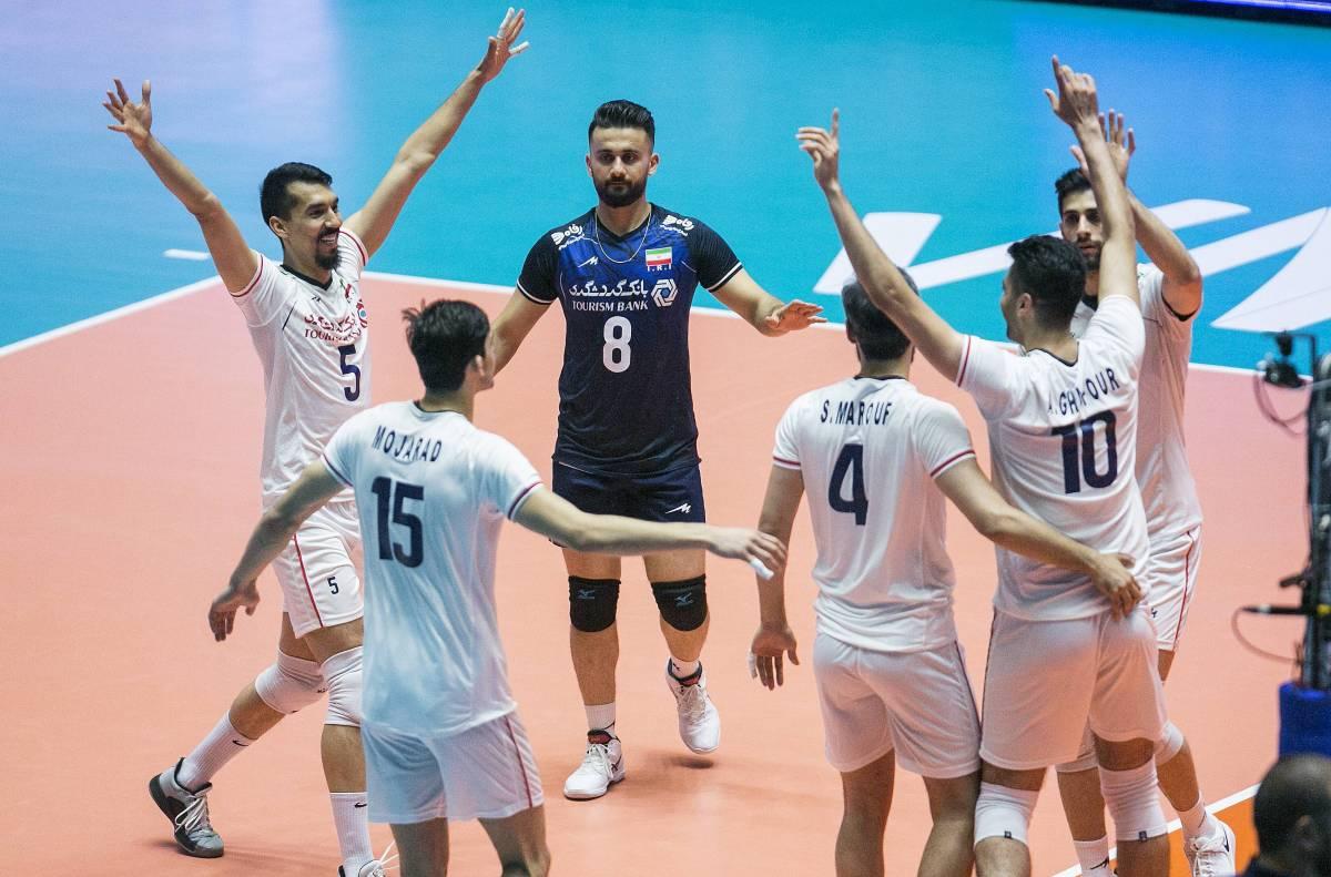 Иран - Польша: прогноз на матч мужской волейбольной Лиги наций