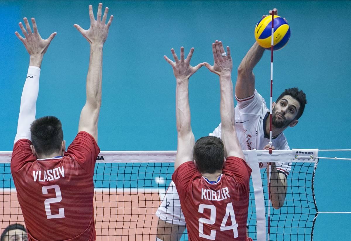 Россия - Италия: прогноз на матч мужской волейбольной Лиги наций