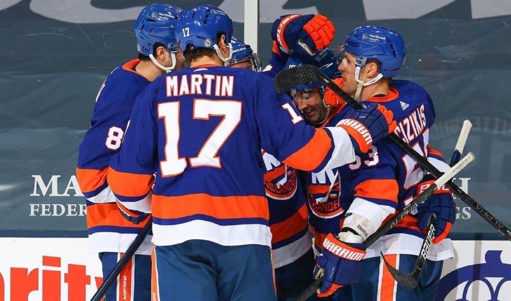 «Айлендерс» - «Тампа-Бэй»: прогноз и ставка на матч плей-офф НХЛ