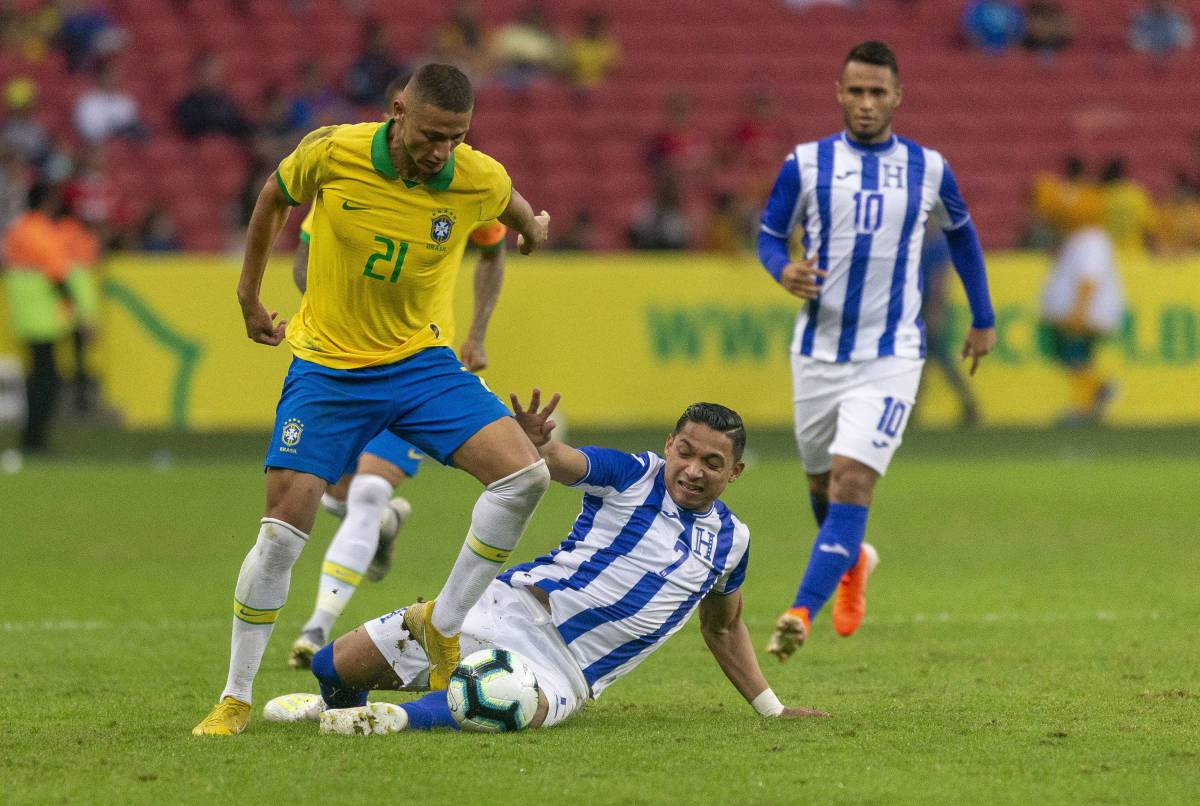 Brazil vs Colombia: forecast for the America's Cup soccer match
