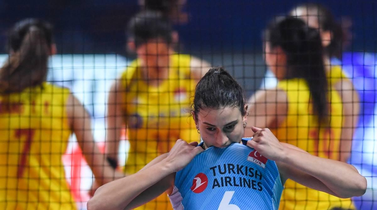 Турция - Япония: прогноз на матч женской волейбольной Лиги наций за 3 место