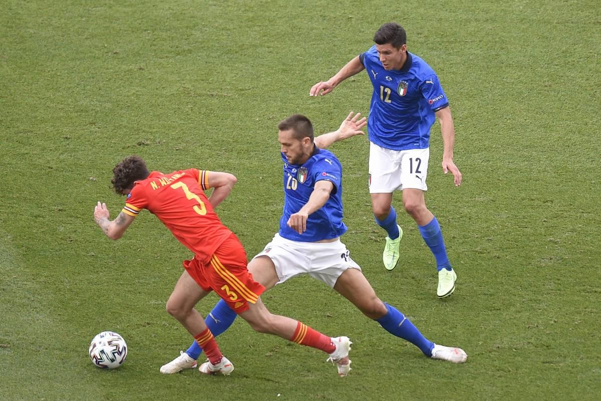 Уэльс - Дания: Прогноз и ставка на матч от Константина Генича
