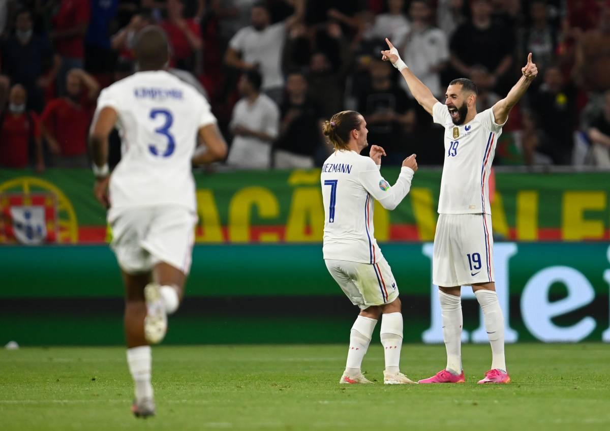 Франция - Швейцария: прогноз на матч 1/8 финала чемпионата Европы по футболу