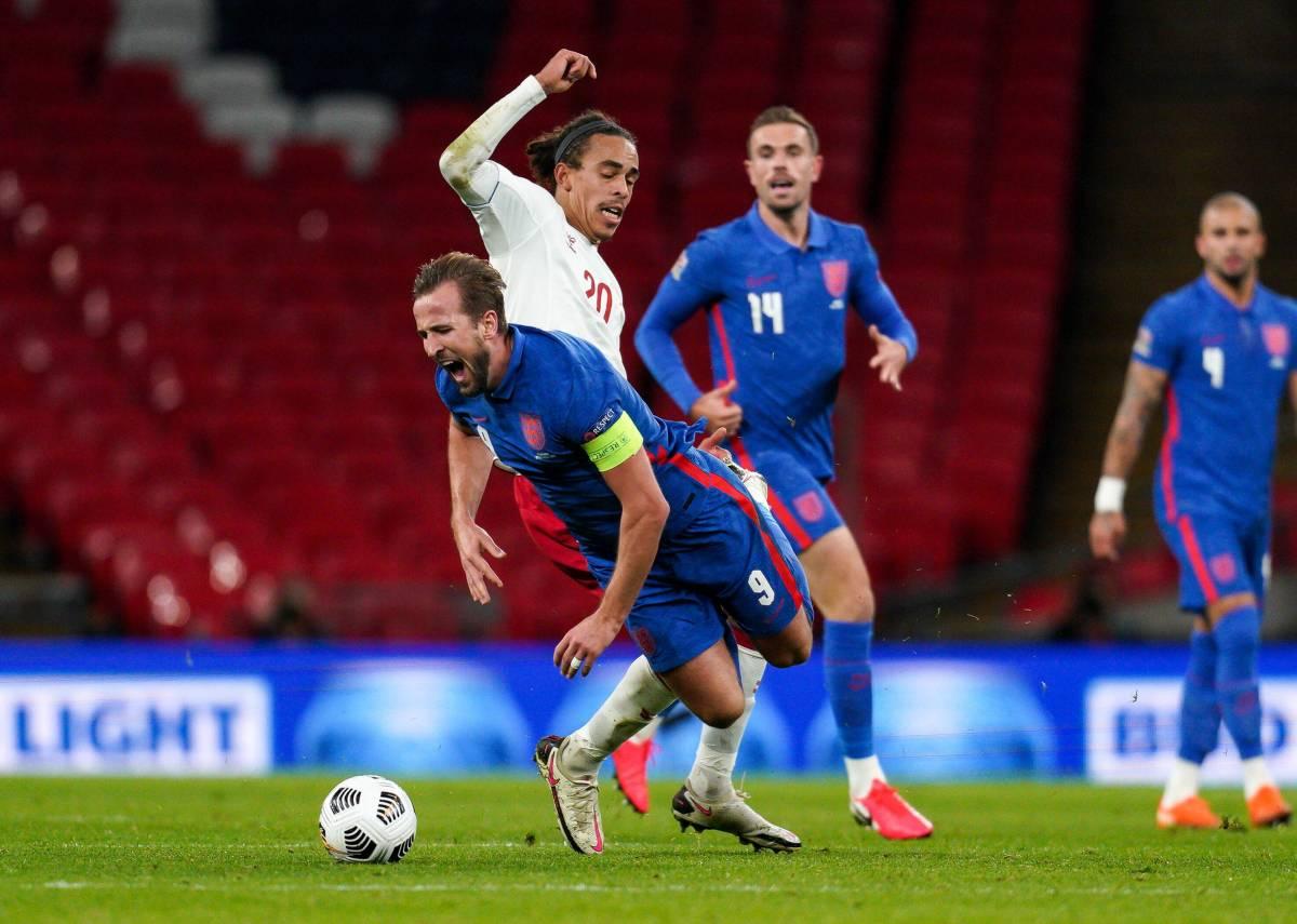 Англия - Дания: Прогноз и ставка на матч от Романа Павлюченко