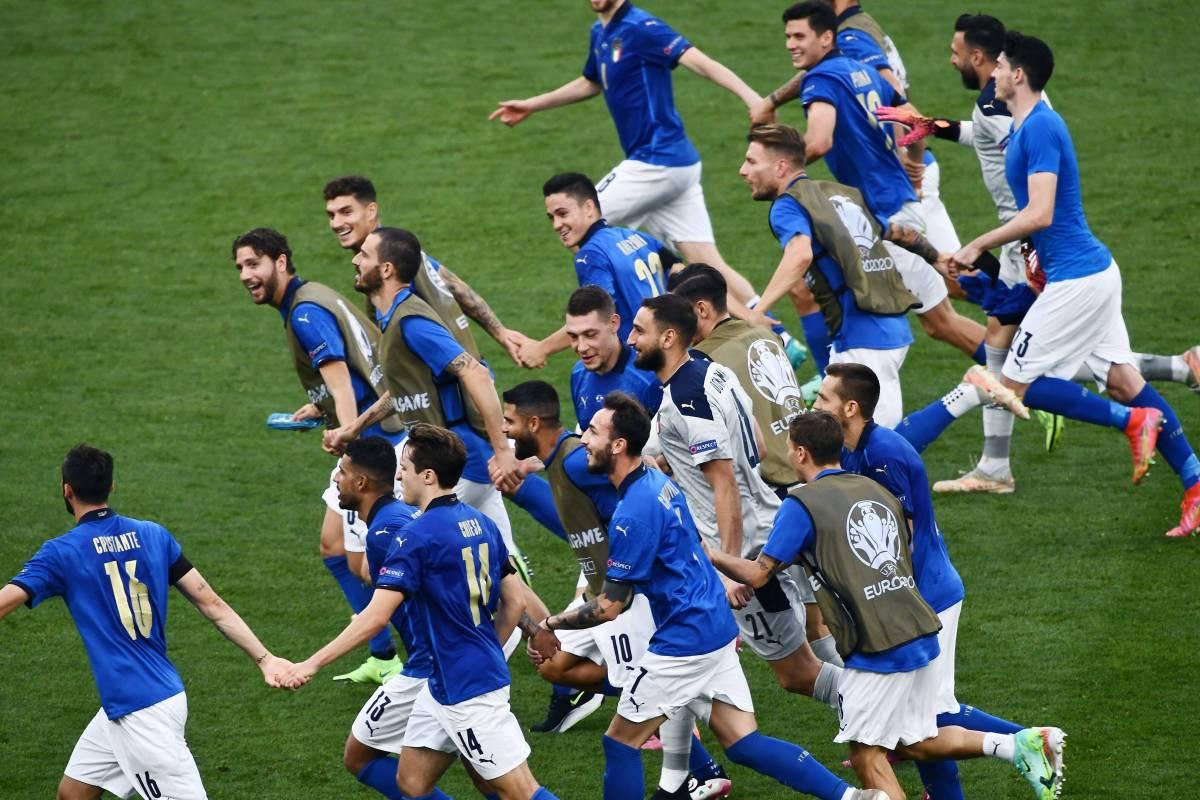 Италия - Англия: Прогноз и ставка на матч ЕВРО-2020