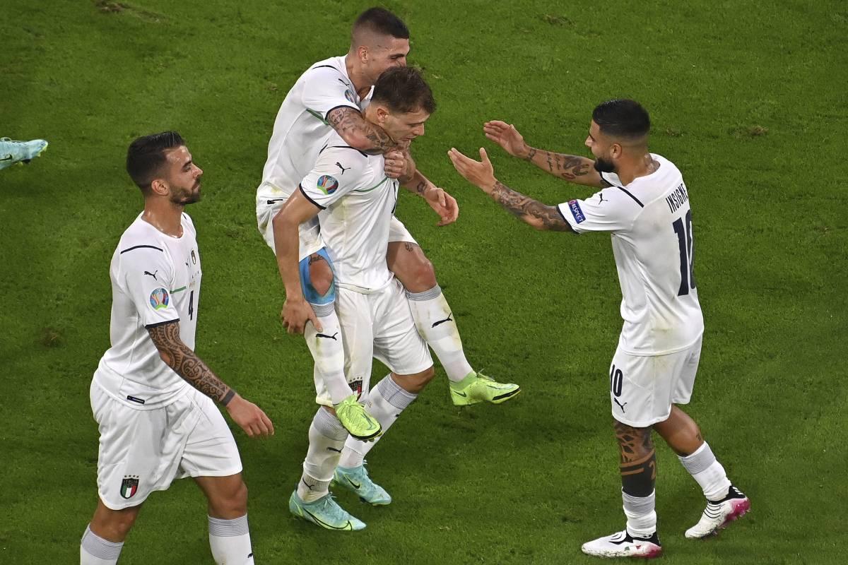 Италия - Англия: прогноз на финальный матч чемпионата Европы по футболу