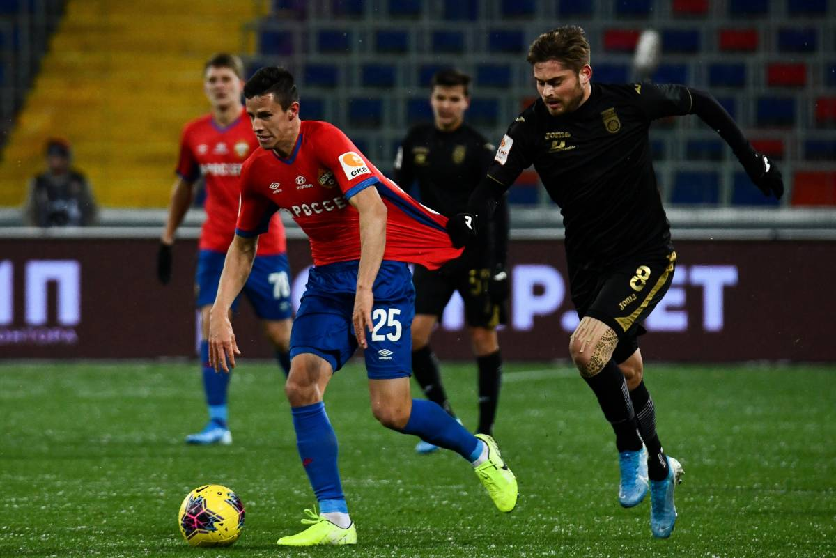 Forecast for the match CSKA – Ufa: bets on the match BC Pinnacle