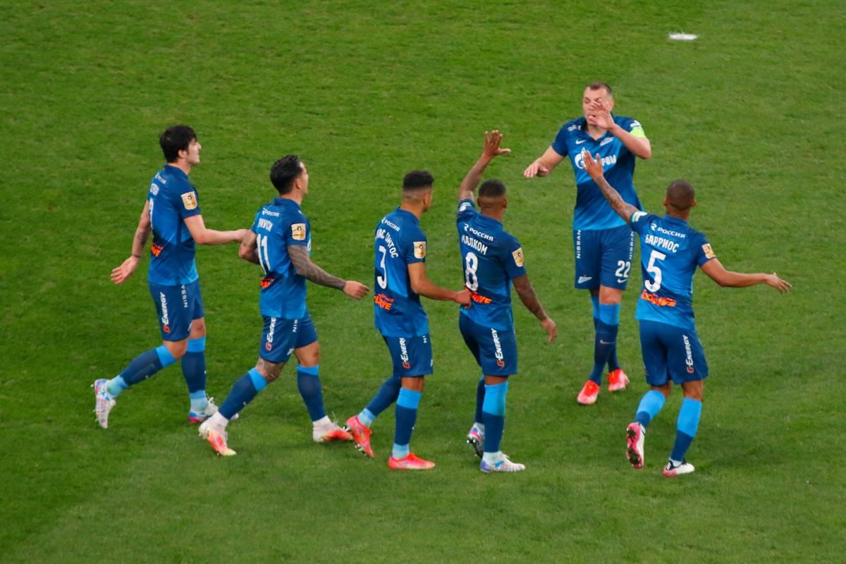 «Химки» - «Зенит»: прогноз на матч чемпионата России по футболу