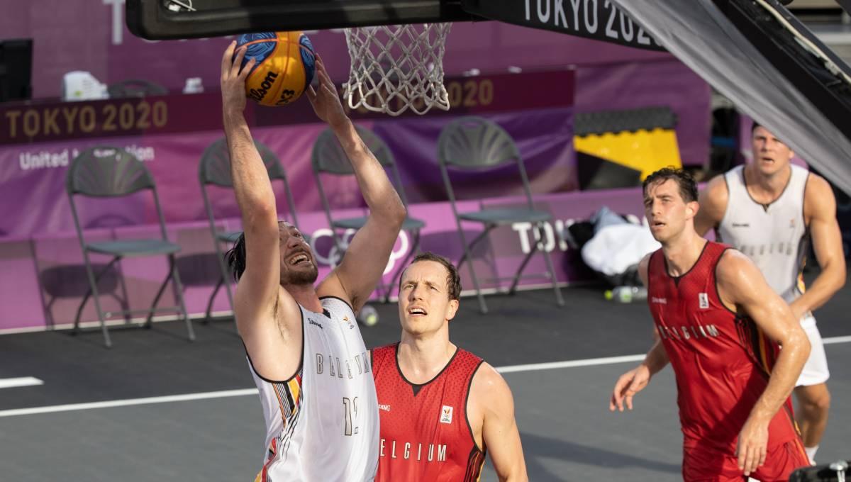 Бельгия – Япония: прогноз на мужской баскетбольный матч (3x3) ОИ в Токио