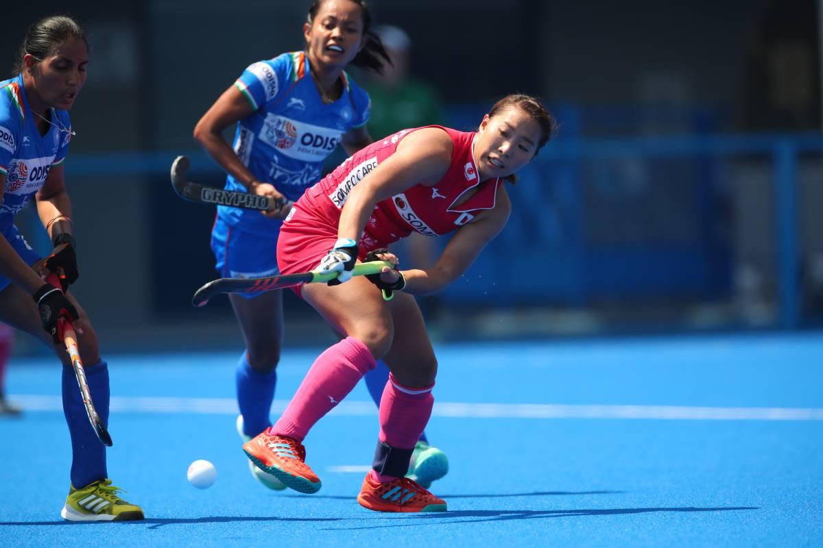 Япония (ж) - Китай (ж): Прогноз и ставка на женский хоккейный матч на траве на ОИ-2020