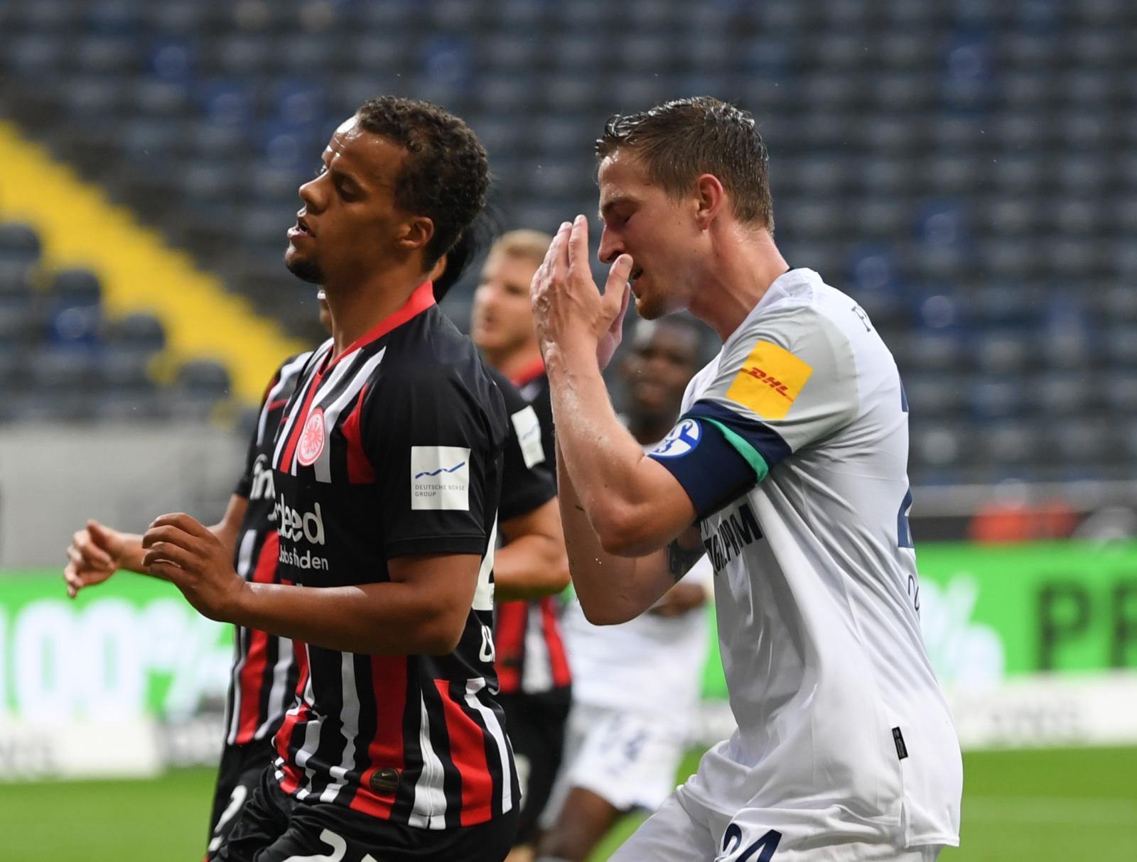 «Кёльн» - «Айнтрахт» Франкфурт: прогноз на матч чемпионата Германии