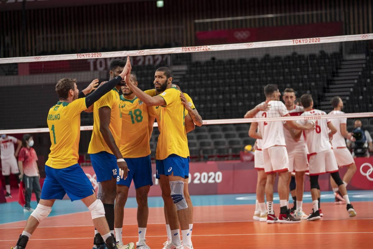 Бразилия – Аргентина: прогноз на мужской волейбольный матч группового этапа ОИ-2020