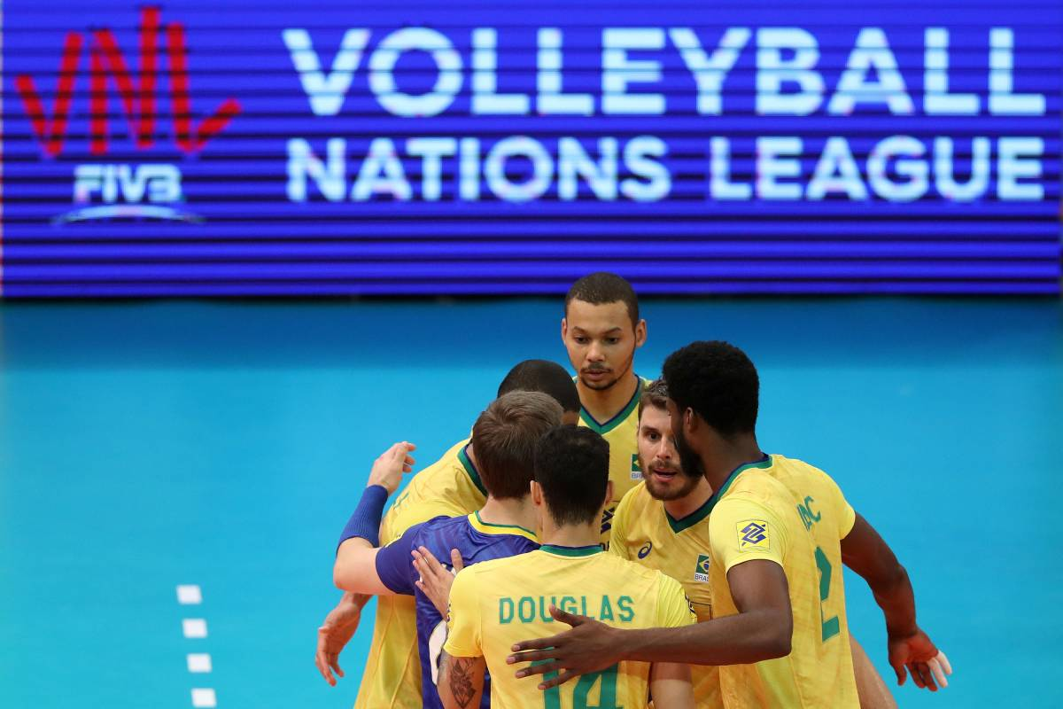Brazil – Russia: forecast for the men's volleyball match of the group stage of the OI-2020