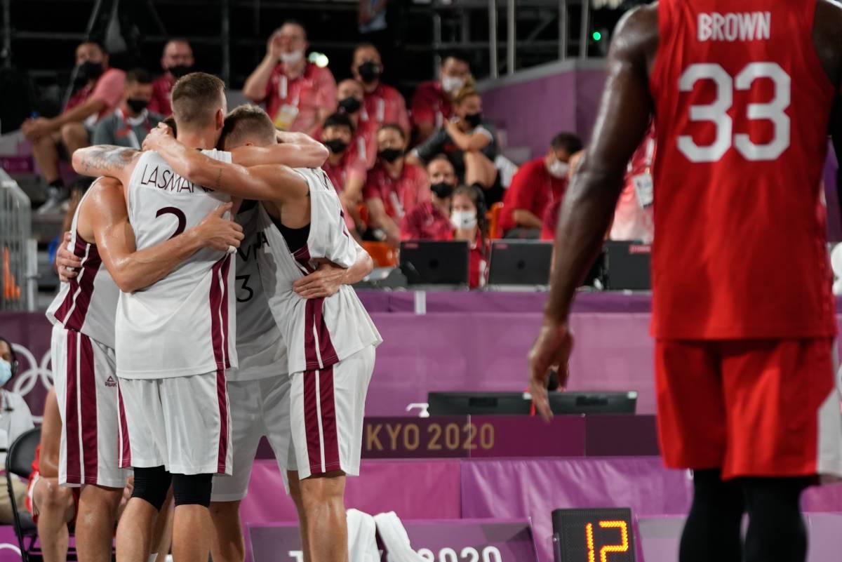 Belgium – Latvia: forecast for the men's basketball semifinal match (3x3) OI-2020