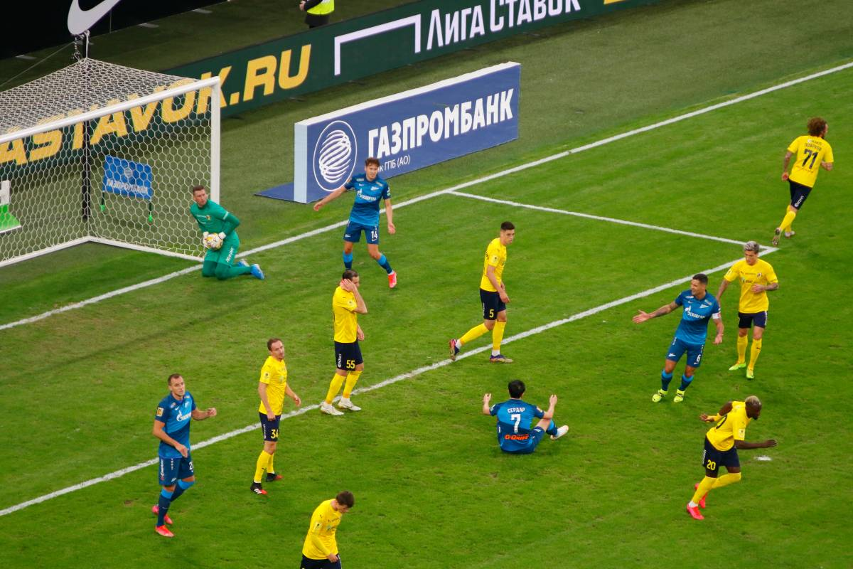 """Forecast for the match """"Rostov"""" - """"Zenit"""": bets on the match BC Pinnacle"""