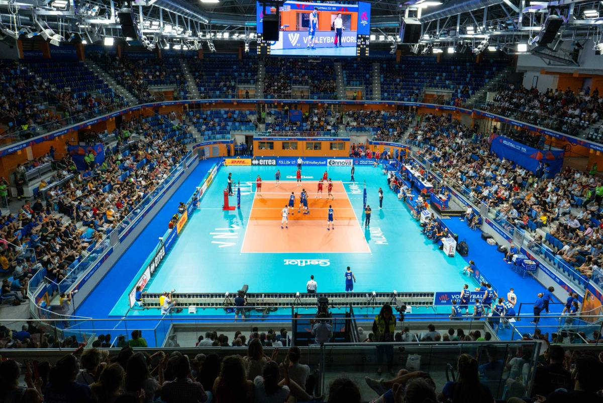 Argentina – Tunisia: forecast for the men's volleyball match OI-2020