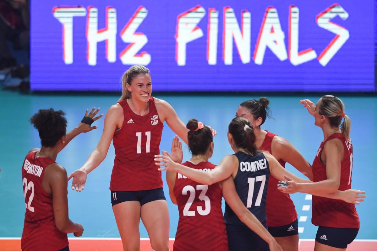 США – Россия: прогноз на женский волейбольный матч ОИ-2020