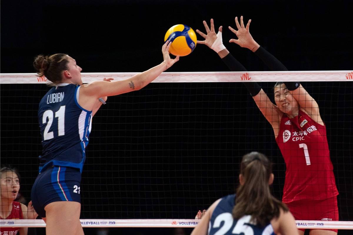 Китай – Италия: прогноз на женский волейбольный матч ОИ-2020
