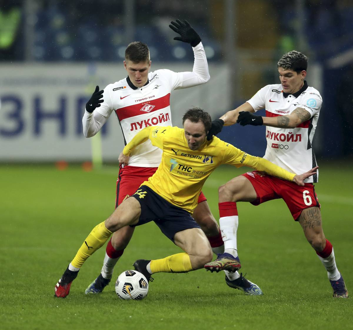 Rostov - Zenit: forecast for the match of the Russian football Championship